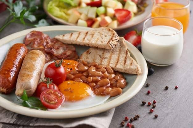 ایده های غذایی صبحانه سالم و مقوی