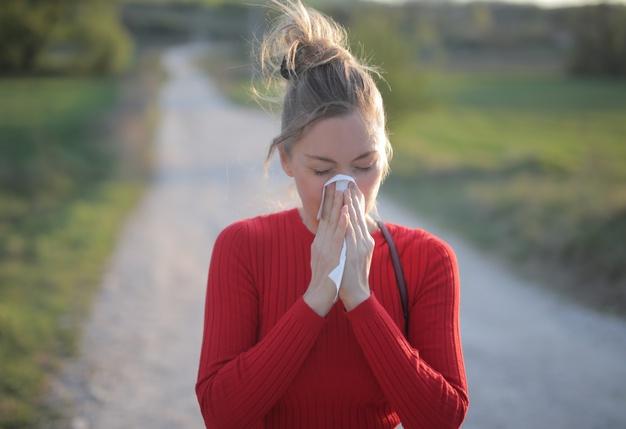 راه هاي كاهش هیستامین و آلرژي در بدن