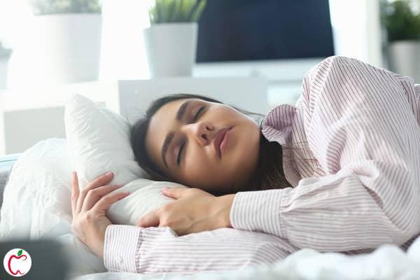 تأثیر خواب بر لاغری   سیوطب