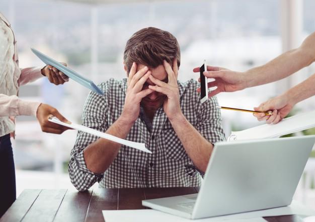 برای کاهش استرس در محیط کار باید چه کرد؟