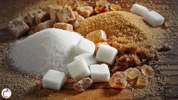 تفاوت شکر قهوه ای و شکر سرخ - سیوطب