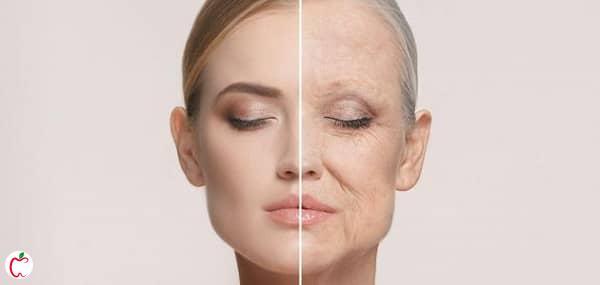 پیری زودرس از عوارض آرایش کردن - سیوطب