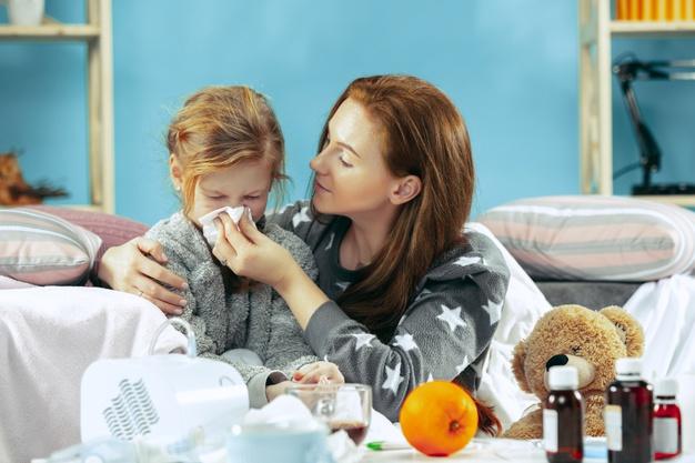 آيا در مورد سرماخوردگی مکرر کودکان مي دانيد؟