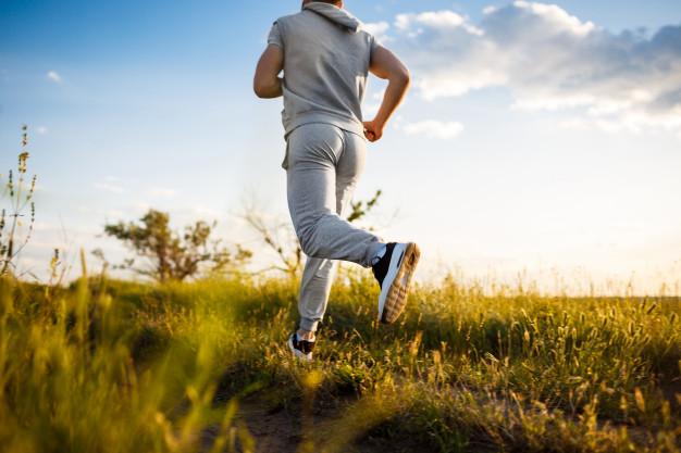�وايد دو دقیقه دویدن برای سلامتی و نشاط بدن