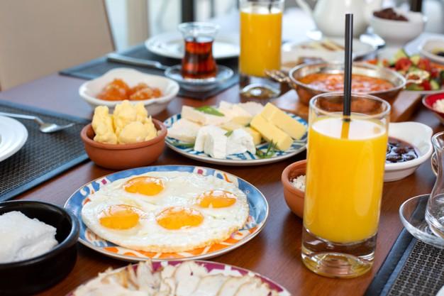 پيشنهادهايي براي صبحانه نخورها