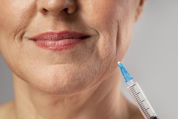 بوتاکس و عوارض تزریق آن