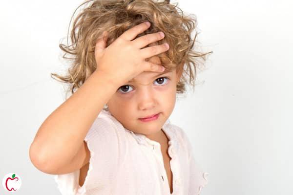 درمان میگرن کودکان سیوطب