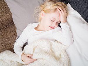 چگونه حملات میگرن را در کودکان کاهش دهیم