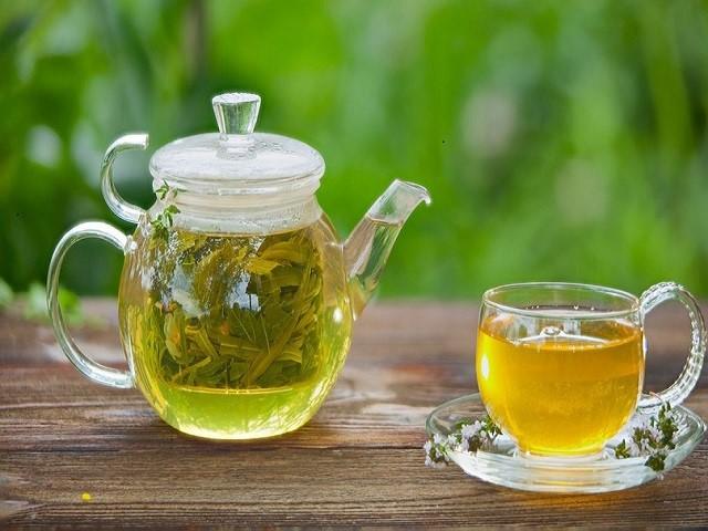 بهترین مواد غذایی برای تقویت سیستم ایمنی بدن چای سبز   سیوطب