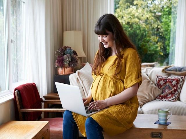 جلوگیری از ابتلای زنان باردار به کووید 19