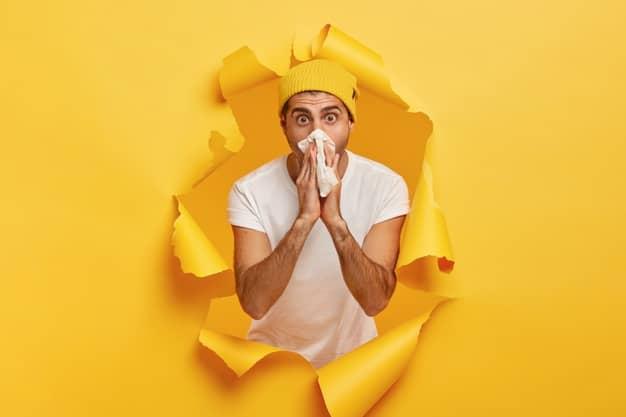 استفاده از داروهای خانگی برای جلوگیری از آبریزش بینی