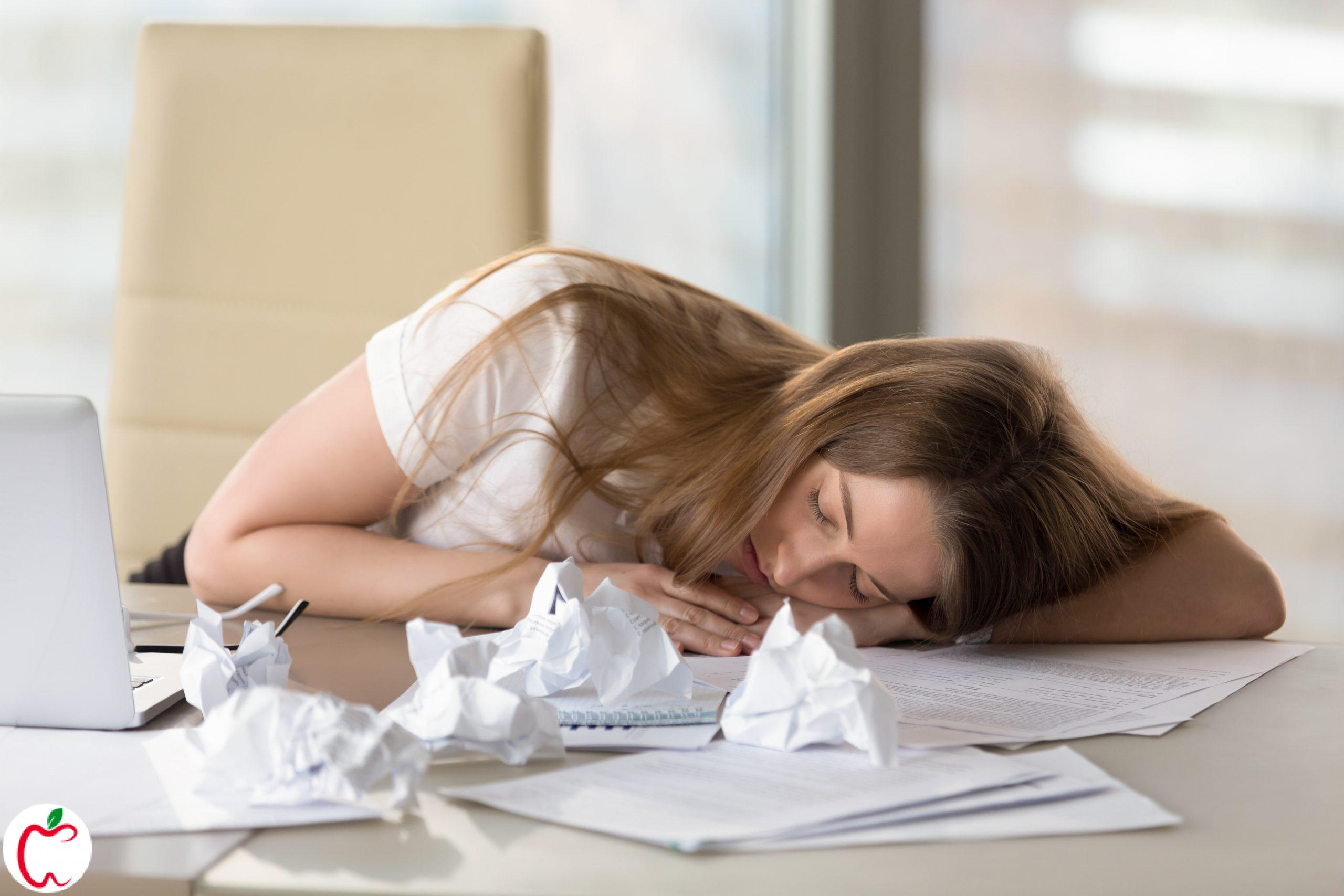 کم خوابی -  تنفس ذهن