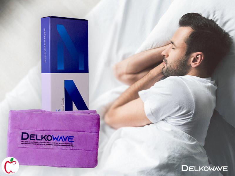 مردی که با استفاده از دلکوویو راحت خوابیده است - 1سیوطب